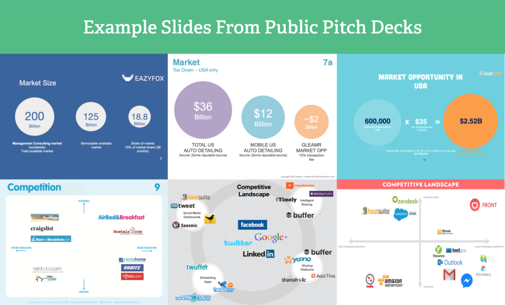 Pitch Deck Templates Wont Get You Funding Heres What You Can Do - Startup pitch deck template